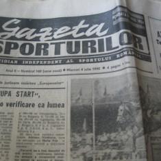 Ziarul Sportul (4 iulie 1990)