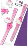 Ceas HELLO CHARMY KITTY KID FLIP TOP WATCH, Hello Kitty