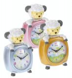 Mebus 26617 Kids Alarm Clock Sheep colour assorted