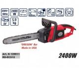 Ferastrau electric cu lant 2400W, Raider RD-ECS12