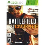 Battlefield Hardline (English/Arabic Box) /X360, Electronic Arts
