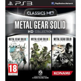Metal Gear Solid HD Collection (#) /PS3, Konami