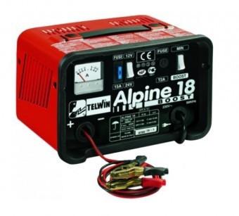 Incarcator baterii, 12/24 V TelWin ALPINE 18 BOOST foto
