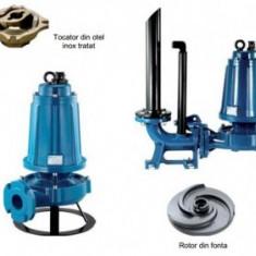 Pompa submersibila cu tocator Pentax DTRT550, 4kW