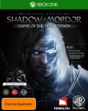 Middle-Earth: Shadow of Mordor - Game of the Year Edition /Xbox One
