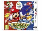 Mario & Sonic at the Rio 2016 Olympics Games /Wii-U