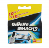 Replacement blade Gillette Mach3 Barbatesc 4ML