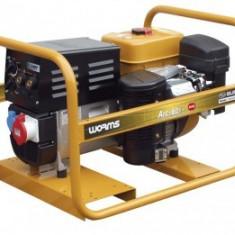 Generator de sudura trifazat SUBARU ARC 160 EX AVR, 5.3kVA