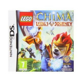 LEGO Legends of Chima: Lavals Journey (ENG/Nordic) /NDS