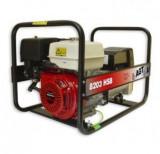 Generator de curent trifazat Honda AGT 8203 HSBE R26 - 7kVA - PORNIRE ELECTRICA