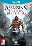 Assassins Creed IV (4) Black Flag /Wii-U, Ubisoft
