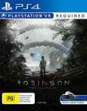 ROBINSON THE JOURNEY  VR - PS4 [SIGILAT]  -  ID3 60191, Actiune, 18+, Multiplayer