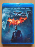 Batman The Dark Knight 2 discs  (2008) ; film blu-ray, subtitrat in limba romana, BLU RAY, warner bros. pictures