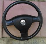 Volan Tiguan cu airbag 40000km ORIGINAL, Volkswagen, TIGUAN (5N_) - [2007 - 2013]