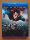 Man of Steel : Eroul -  [Blu-Ray Disc] [2013] subtitrat in romana, BLU RAY, warner bros. pictures