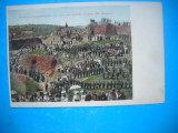 HOPCT 182 SA SERBAREA COMEMORATIVA CETATEA SUCEVEI -SUCEAVA 1906-NECIRCULATA, Printata