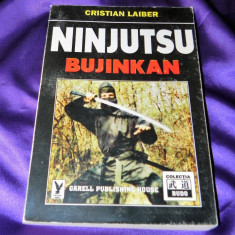 Cristian Laiber - Ninjutsu Bujinkan