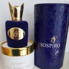 SOSPIRO ACCENTO 100 ml   Parfum Tester dama
