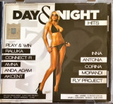 Compilatie Day&Night Hits (INNA, Akcent, Fly Project, Class) (1 CD), roton