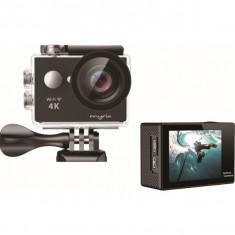 Camera video sport 4K Lumi 7001 cu Wi-Fi Telecomanda Whide 170 rezistenta la apa, Card de memorie