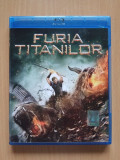 WRATH OF THE TITANS/ Furia Titanilor [Blu-Ray],subtitrat  in limba  romana, BLU RAY, independent productions
