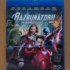 Razbunatorii / The Avengers[Blu-Ray Disc],subtitrat  in limba  romana, BLU RAY