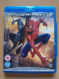 Omul Paianjen 3 / Spider-Man 3 [Blu-Ray Disc][2007],subtitrat  in limba  romana, BLU RAY, columbia pictures