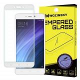 Folie Xiaomi Redmi 4A 3S Wozinsky Tempered Glass 3D Soft White