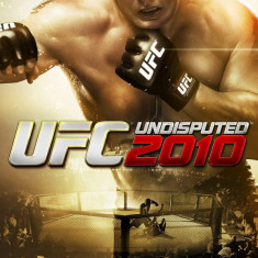 UFC UNDISPUTTED 2010 -  PSP  [SIGILAT] ID3 60194, Sporturi, 3+, Single player