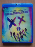 Brigada Sinucigasilor / Suicide Squad [Blu-Ray Disc] [2016] subtitrat  in romana, BLU RAY, independent productions
