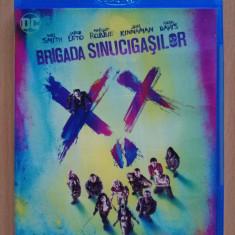 Brigada Sinucigasilor / Suicide Squad [Blu-Ray Disc] [2016] subtitrat  in romana, BLU RAY, independent productions