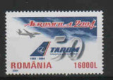 2004 Romania,LP1646-TAROM,50 de ani de existenta-MNH, Nestampilat