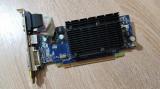 179S.Placa Video Sapphire Radeon HD 4350,512MB DDR2-64Bit,VGA-DVI-HDMI, PCI Express, 512 MB, AMD