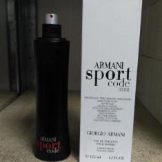 ARMANI SPORT CODE 125 ml - Giorgio Armani | Parfum Tester BARBATESC