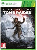 Rise of the Tomb Raider (German Box - Multi lang in game) /X360, Microsoft