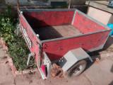 Remorca auto second hand