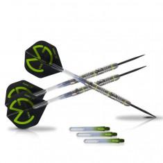 XQmax Joc cu săgeți MvG Green Demolisher, 25g, 70% Tungsten, QD2200030
