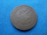 1 KREUZER 1851 / A, Europa, Cupru (arama)
