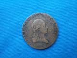 6 KREUZER AUSTRIA /1800-FRANCISC II, Europa, Cupru (arama)