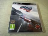 Joc Need for Speed Rivals, NFS, original, PS3! Alte sute de jocuri!, Curse auto-moto, 3+, Single player, Ea Games
