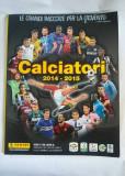 Album Panini Calciatori 2014-2015, printed in Italy, 45 stickere lipite deja