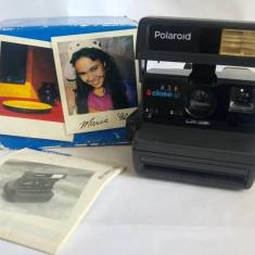 Aparat foto vintage, colectie,  Polaroid Instant Camera Closeup 636