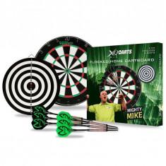 XQmax Set placă darts MvG 2 cm pluș QD4000010