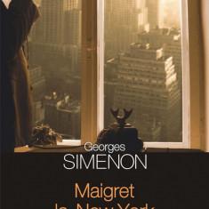 Maigret la New York (eBook)