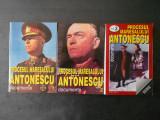PROCESUL MARESALULUI ANTONESCU. DOCUMENTE 3 volume