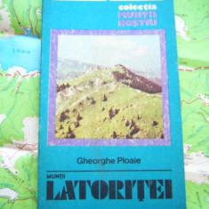 MSHAR - 10 - COLECTIA MUNTII NOSTRI - NR 44 - LATORITEI - 1987