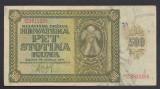 Croatia 500 kuna 1941 6