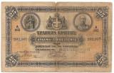 GRECIA GREECE BANK OF CRETA CRETE 25 Drachmai 1915 U