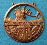 CERBUL CARPATIN - BRASOV   - Medalie deosebita