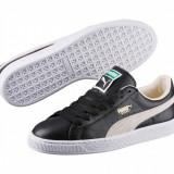 40.5_adidasi originali barbati Puma_piele naturala_negru, 40.5, Negru, Piele naturala, Puma